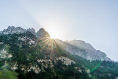 Im Schlitz - Indianersommer mit Soundtrack - Reisetipps Soundtrack, Chur, Mount Rainier, Places To See, Mount Everest, Beautiful Places, Wildlife, Hiking, Mountains