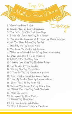 ideas for wedding songs mother son ideas - Hochzeit Mother Son Wedding Songs, Mother Son Dance Songs, Wedding Song List, Wedding Dance Songs, Wedding Playlist, Wedding Music, Dream Wedding, First Dance Songs, Songs For Sons