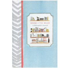 This simple, beautifully illustrated reading journal will empower you to record and preserve your bookish thoughts for years to come. Each entry provides you with two full pages of lined space. Intermittent artwork – based on Deborah Needleman's book The Perfectly Imperfect Home – adds character and inspiration for your writing pleasure. Includes lists of […]