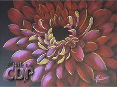 fascinante-helene-bisson Succulents, Plants, Painting On Wood, Artist, Succulent Plants, Flora, Plant