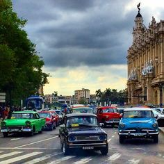 Cuba is hotter than ever now that President Obama has announced sweeping changes to U.S.-Cuba relations. Photo courtesy of pluning on Instagram.