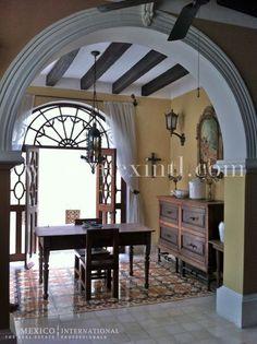 Mexico International Real Estate   Classic Design In El Centro