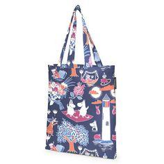 Magic Moomin shopping bag by Finlayson