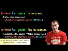 Hey everyone!  In this video lesson were going to revisit the verb gustar, a very useful (but strange) verb.  Enjoy!  Please Like this video if you found it helpful!  see worbank and some useful graphics to help you here: http://www.senorjordan.com/2012/06/present-tense-gustar-all-forms/  Thanks for watching!  *Do you like my new vector art? :-)