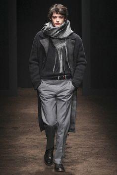 2015-16年秋冬メンズコレクション - サルヴァトーレ フェラガモ(SALVATORE FERRAGAMO)ランウェイ|コレクション(ファッションショー)|VOGUE
