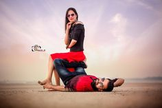 """Photo from album """"Wedding photography"""" posted by photographer Hitesh Ji Photography Indian Wedding Couple Photography, Wedding Couple Photos, Wedding Photography Poses, Wedding Couples, Pre Wedding Shoot Ideas, Pre Wedding Poses, Pre Wedding Photoshoot, Funny Couple Photography, Engagement Photo Poses"""