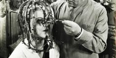 Max Factor's Beauty Micrometer, 1934.  Gag me.. Hahhahahah!!! Love this thingamajig.