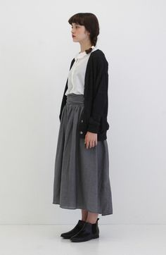 long skirt how Godly women should dress