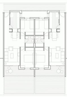 Gallery Of Tourist Apartments And Commercial Premises Valdelagrana / SV60  Arquitectos   14. WohnungsbauHaus GrundrissKleine ...