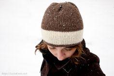 Mino Mino's Reversible Hat | Kollabora #knitting #diy
