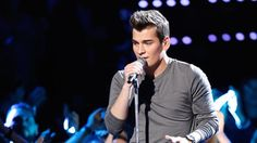 "Zach Seabaugh sings Queen's ""Crazy Little Thing Called Love."""
