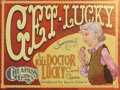 Bought! Get Lucky:The Kill Doctor Lucky Card Game