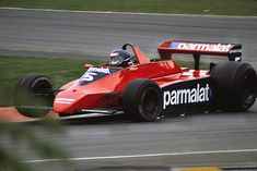 1979 Ricardo Zunino, Brabham BT49 Ford Cosworth