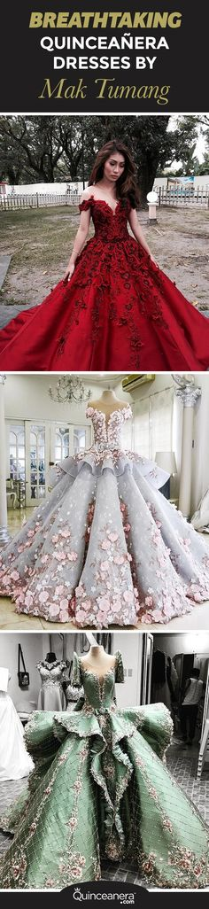 Slowly but surely, Mak Tumang has positioned himself as the go-to designer in the Philippines for bridal and debut gowns. - See more at: http://www.quinceanera.com/dresses/breathtaking-quinceanera-dresses-mak-tumang/?utm_source=pinterest&utm_medium=social&utm_campaign=dresses-breathtaking-quinceanera-dresses-mak-tumang#sthash.v01wGHsX.dpuf