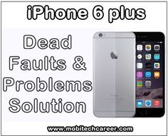 How to learn mobile phone repairing course via e book pdf book video how to repair apple iphone 6 plus dead phone httpift2xpj96z fandeluxe Choice Image