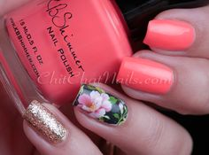 KBShimmer rocks the Neon and Bright! - ChitChat Nails