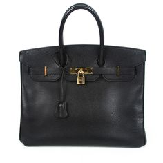 Hermes Ardennes Birkin 35 (Authentic Pre Owned)