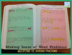 5.3J Multiplying and Dividing  Fractions Word Problems