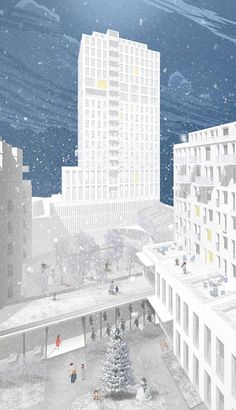 Open International Competition for Standard Housing and Residential Development Concept Design, Russia