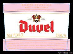 mybeerbuzz.com - Bringing Good Beers & Good People Together...: Duvel Belgian Golden Ale - Pink Packaging