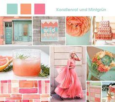 Mintgrün Idee und Hochzeitseinladungen