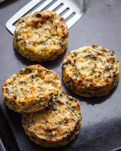You can easily freeze the patties and use them for a quick lunch or as a side dish for a festive dinner. : You can easily freeze the patties and use them for a quick lunch or as a side dish for a festive dinner. Best Potato Recipes, Veggie Recipes, Real Food Recipes, Vegetarian Recipes, Cooking Recipes, Favorite Recipes, Real Foods, Mashed Potato Cakes, Swiss Chard Recipes