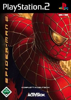 Spider-Man 2 Game for the Sony Playstation 2 Buy Now from Fully Retro! Spider Man 2, Every Spider Man, Playstation 2, Gamecube Games, Xbox Games, Arcade Games, Video Game Industry, Video Game News, Nintendo 3ds