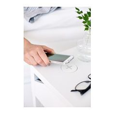 MORIK Wireless charger - - - IKEA