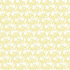 Bella Blvd > Summer Squeeze > Pocket Full Of Posies Paper - Summer Squeeze - Bella Blvd: A Cherry On Top
