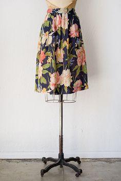 vintage 1970s skirt | Lamoille Skirt