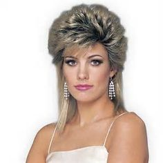 80's hairstyles for girls - Yahoo! Image Search Results
