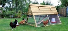 The Best Creative and Easy DIY Chicken Coops You Need In Your Backyard No 19