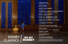 Get Nostalgic With This Classic Disney Songs Playlist | Oh My Disney | Awww
