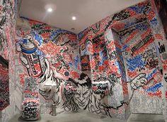 Closet Graffiti - Decktwo