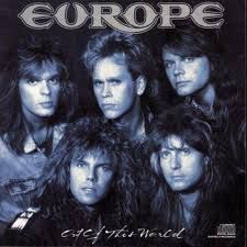 Europe opened for Def Leppard at SPAC 1988!