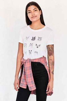 Truly Madly Deeply Cat Breeds Tee