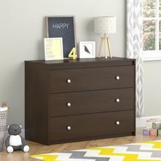 Shop for Altra Elements Resort Cherry 3 Drawer Dresser by Cosco. Get free delivery at Overstock.com - Your Online Furniture Shop! Get 5% in rewards with Club O!