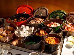 ザ・キャピトルホテル東急 『ORIGAMI(オリガミ)』 朝食ブッフェ ザ・キャピトル ブレックファースト ブッフェ 2014年11月