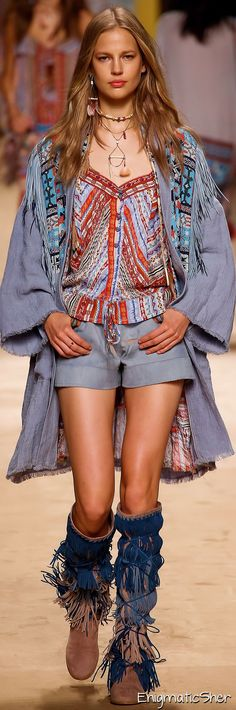 Etro Spring Summer 2015 Ready-To-Wear