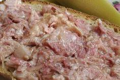 Domácí vepřová konzerva | jitulciny-recepty.cz Oatmeal, Beef, Breakfast, Food, The Oatmeal, Meat, Morning Coffee, Ox, Ground Beef