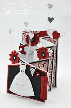Cascade Wedding Card-http://splotchdesign.blogspot.com.au