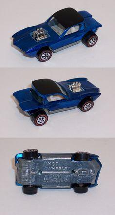 NEW! Hot Wheels Redline HEAVYWEIGHTS TOW TRUCK AMBULANCE BLUE NARROW GLASS