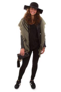 Beautiful leather jacket online NOW!  www.sazlifestyle.com