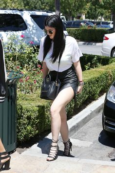 Kylie Jenner | Out & About (2013)