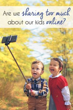 Today's kids already have an extensive digital presence even before they can tie their shoes or count to ten. While it's great to share our children's accomplishments, posting those sweet baby photos or achievements can hurt our sons and daughters in the years to come. We need to be aware of how those photos and posts are creating a stretching digital footprint that can impact their futures.
