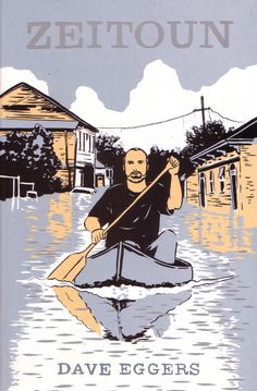 Zeitoun by Dave Eggers covers Hurricane Katrina (2005) in New Orleans. Eggers' passionate narrative holds the true story of the Zeitoun's and their children, caught between America's two biggest policy disasters: the war on terror and the response to Hurricane Katrina.