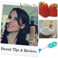 MY HOMEMADE RECIPE FOR WHITER TEETH (BEAUTY TIP #6) The Indian Savage diary - by Indian Savage (alias Maggie D.)
