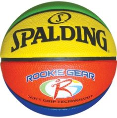 Spalding Rookie Gear Sponge Rubber Youth Basketball (27.5'') | DICK'S Sporting Goods