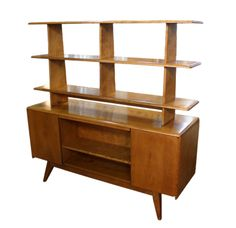 I so wish my Facebook friend Vince was closer to me!!! I want this Heywood Wakefield Room Divider.