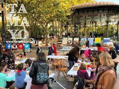 Que buen plan si estás en #Donostia #SanSebastian con tus peques. Está en marcha el concurso de pintura solidario #zipristin de #TamayoPapeleria y @etiopia_eutopia y en el Bule tenemos mercadillo de arte solidario y un montón de cursos y talleres para que más peques desarrollan su arte pintando y jugando.
